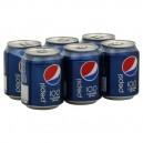 Pepsi Half Pints - 6 pk