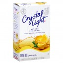 Crystal Light Lemonade Drink Mix On The Go Sugar Free - 10 ct