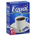 Equal Sweetener 0 Calories Packets - 115 ct