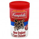 Campbell's Soup At Hand New England Clam Chowder