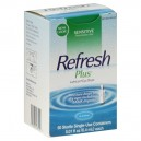 Allergan Refresh Plus Lubricant Eye Drops Single-Use