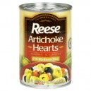 Reese Artichoke Hearts Medium Size 6-8 ct