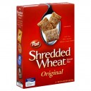 Post Healthy Classics Cereal Shredded Wheat Spoon Size