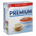 Nabisco Premium Saltine Crackers Original Family Size