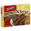 Banquet Brown 'N Serve Sausage Original Links - 10 ct Frozen