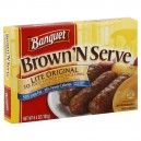 Banquet Brown 'N Serve Sausage Lite Links - 10 ct Frozen