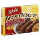 Banquet Brown 'N Serve Sausage Maple Links - 10 ct Frozen