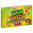 Sour Patch Kids Candy Soft & Chewy Theatre Box