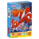Kellogg's Fruit Snacks Finding Nemo Assorted Flavors - 10 ct