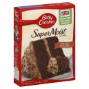 Betty Crocker Supermoist Cake Mix German Chocolate
