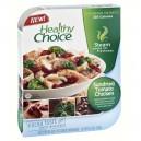 Healthy Choice Lunch Steamer Sun Dried Tomato & Chicken Alfredo