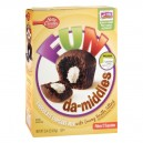 Betty Crocker FUN da-Middles Cupcake Mix Chocolate Creamy Vanilla Filling