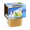 Gerber 2nd Foods Nature Select Pear Pineapple - 2 pk