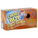 Chore Boy Ultimate Scrubbers Multi-Purpose Copper