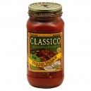 Classico D'Abruzi Pasta Sauce Italian Sausage with Peppers & Onions