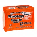 Maruchan Ramen Noodle Soup Chicken Flavor - 12 ct