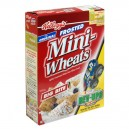 Kellogg's Mini Wheats Cereal Frosted