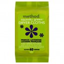 Method Softener Infused Dryer Sheets French Lavender