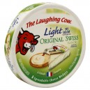 The Laughing Cow Cheese Original Swiss Light Wedges - 8 ct