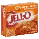 Jell-O Gelatin Dessert Orange