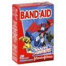 Johnson & Johnson Band-Aid Bandages Transformers Assorted Sizes