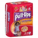 Huggies Pull-Ups Training Pants Learning Designs 3T-4T Girl - 32-40 lbs