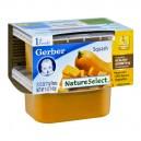 Gerber 1st Foods Nature Select Squash - 2 pk