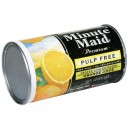 Minute Maid Premium 100% Orange Juice Pulp Free Frozen Concentrated