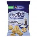 Quaker Quakes Baked Rice Snacks Sea Salt & Cracked Black Pepper