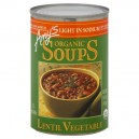 Amy's Soup Lentil Vegetable Light in Sodium Organic