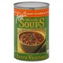 Amy's Soup Lentil Vegetable Light in Sodium Organic