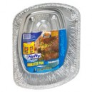 Hefty EZ Foil Roaster Pan Super 16 X 12.5 X 3.25 Inch