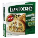 Lean Pockets Culinary Creations Spinach Artichoke Chicken - 2 ct