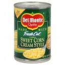 Del Monte Fresh Cut Corn Cream Style Sweet