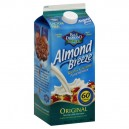 Blue Diamond Almond Breeze Almond Milk Non-Dairy Original Natural