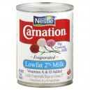 Nestle Carnation Evaporated Milk Low Fat 2%