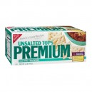 Nabisco Premium Saltines Unsalted Tops