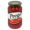 Prego Pasta Sauce Traditional