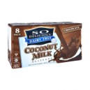 So Delicious Coconut Milk Beverage Chocolate - 8 pk