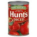 Hunt's Tomatoes Diced 100% Natural