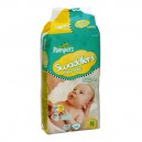Pampers Swaddlers New Baby Diapers Size N Both Jumbo Pack up to 10 lbs