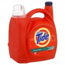 Tide 2X Ultra Concentrated Liquid Laundry Detergent Mountain Spring