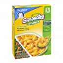 Gerber Graduates for Toddlers Lil' Entrees Mac & Cheese w/Peas & Carrots
