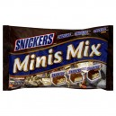 Snickers Bars Miniatures Variety