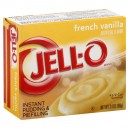 Jell-O Instant Pudding & Pie Filling French Vanilla