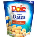 Dole Dates Chopped