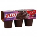 Jell-O Pudding Cups Chocolate - 6 ct