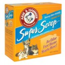 Arm & Hammer Super Scoop Cat Litter Clumping Unscented