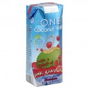O.N.E. Coconut Water with a Splash of Pink Guava Natural