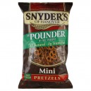 Snyder's of Hanover Pretzels Fat Free Mini All Natural